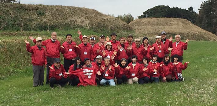 福津市観光ボランティアガイドの会(愛称:いさば会)」は福津観光自慢のスペシャリストたちです。